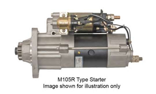 Стартер M105R3004SE PRESTOLITE ELECTRIC