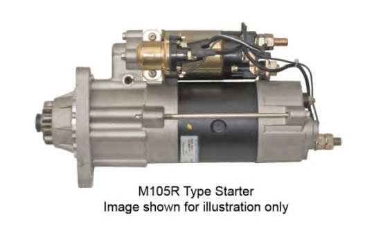 Стартер M105R3001SE PRESTOLITE ELECTRIC